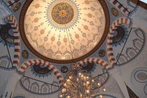 La décoration de la Mosquée