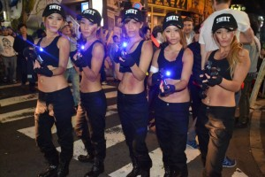 Swat Sexy Girls